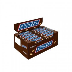 SNICKERS BARRE 50G +15% X40