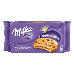 MILKA COOKIES SENSATIONS 182G