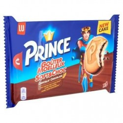 PRINCE GOUTER MOELLEUX CHOCOLAT X6 BISCUITS