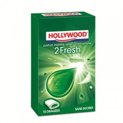 HOLLYWOOD 2 FRESH MENTHE VERTE CHLOROPHYLLE X16