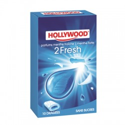 HOLLYWOOD 2 FRESH MENTHE FRAICHE/FORTE X16