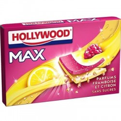 HOLLYWOOD ETUI MAX SLABS DUAL FRAMBOISE/CITRON X18