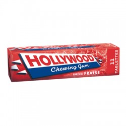 HOLLYWOOD 11 TABLETTES FRAISE X20