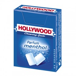 HOLLYWOOD 20D SUC MENTHOL X20