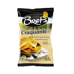 CHIPS BRET'S ONDULEE CRAQUANTES 125G