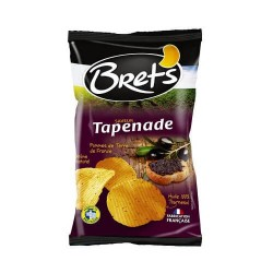 CHIPS BRET'S SAVEUR TAPENADE 125G