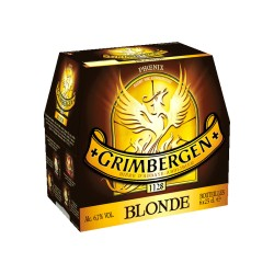 GRIMBERGEN PACK 6 X 25 CL (Vendu par 4 packs)