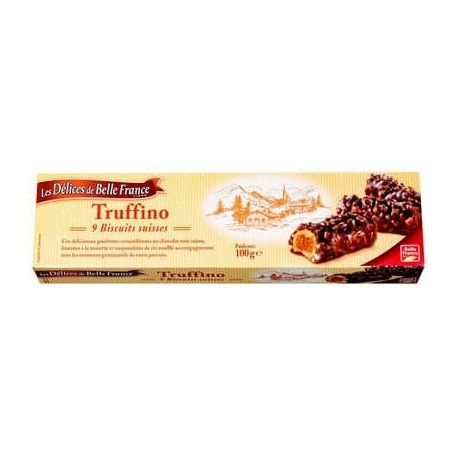DÉLICES DE BELLE FRANCE TRUFFINO 100G