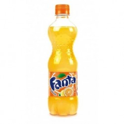 FANTA ORANGE PET 50 CL X 12