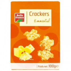 CRACKERS EMMENTAL ETUI BELLE FRANCE 100G