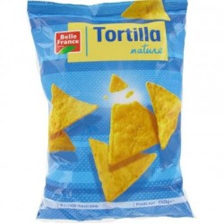 TORTILLA NATURE SACHET BELLE FRANCE 150G