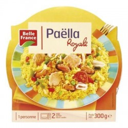 BELLE FRANCE BARQUETTE PAELLA ROYALE 300G