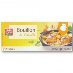BELLE FRANCE BOUILLON POULE 12 TAB