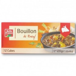 BELLE FRANCE BOUILLON BOEUF 12 TAB