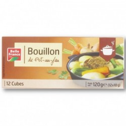 BELLE FRANCE BOUILLON POT AU FEU 12 TAB
