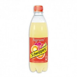 SCHWEPPES AGRUM PET 50 CL X 24