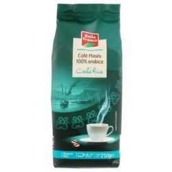 CAFÉ ARABICA COSTA RICA 250G BELLE FRANCE