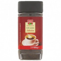 BELLE FRANCE CAFÉ SOLUBLE SÉLECTION 100G