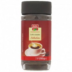 CAFÉ SOLUBLE SÉLECTION BELLE FRANCE 200G