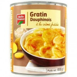 BELLE FRANCE GRATIN DAUPHINOIS 4/4