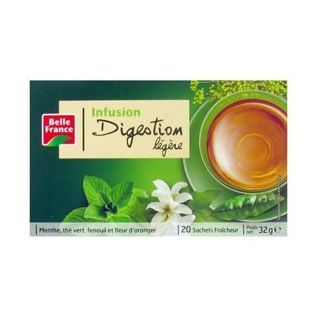 BELLE FRANCE INFUSION DIGESTION 20 SACHETS