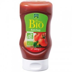 BELLE FRANCE KETCHUP BIO FLACON SOUPLE 340GR