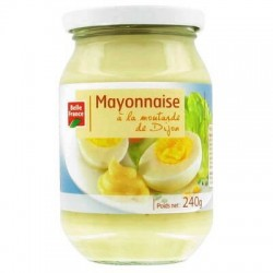 BELLE FRANCE MAYONNAISE BOCAL 250ML