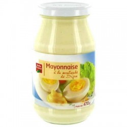 BELLE FRANCE MAYONNAISE BOCAL 500ML