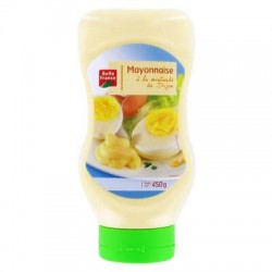 BELLE FRANCE MAYONNAISE FLACON SOUPLE 425G