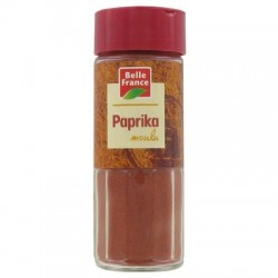 BELLE FRANCE PAPRIKA FLACON 50G
