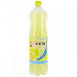 SODA CITRON PET BELLE FRANCE1.5L X 6