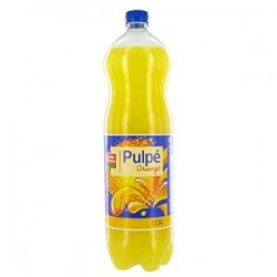 ORANGE PULPE BELLE FRANCE 1.5L X 6