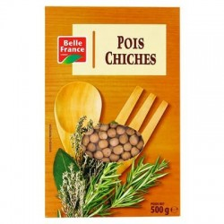 BELLE FRANCE POIS CHICHES ETUI 500G