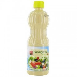 BELLE FRANCE SAUCE VINAIGRETTE NATURE 500ML