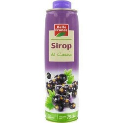 BELLE FRANCE SIROP CASSIS 75 CL