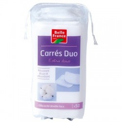 BELLE FRANCE CARRE DUO DOUCEUR