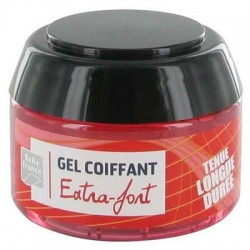 BELLE FRANCE GEL CHEVEUX FIXANT EXT FORT 150ML
