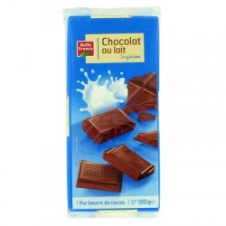 CHOCOLAT LAIT EXTRA FIN BELLE FRANCE 3 X 100G