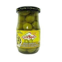 OLIVES ANCHOIS CRESPO  X 120 /12