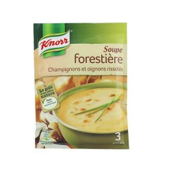 SOUPE FORESTIERE KNORR SACHET 85GR /15