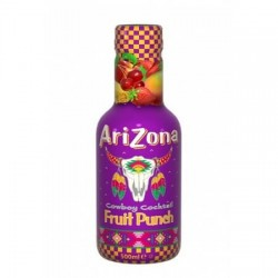 ARIZONA FRUIT PUNCH PET 50 CL X 6