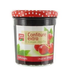 BELLE FRANCE CONFITURE GRIOTTE 370G