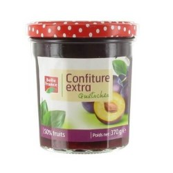 BELLE FRANCE CONFITURE EXTRA QUETCHES 370G