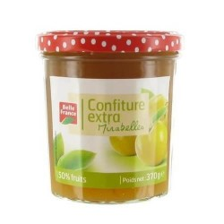 BELLE FRANCE CONFITURE EXTRA MIRABELLE 370G