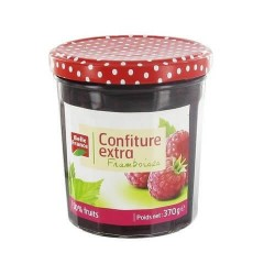 BELLE FRANCE CONFITURE FRAMBOISE 370G