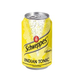 SCHWEPPES INDIAN TONIC 24 X 33CL