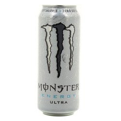 MONSTER ULTRA ZERO 50CL X 12
