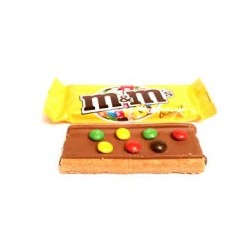 M&M'S BISCUIT DUO PACK 40G X 36