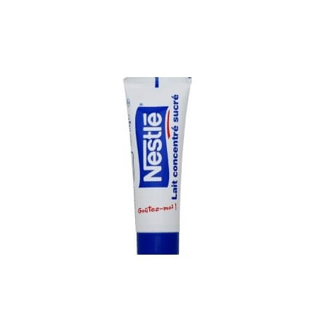 LAIT CONCENTRE SUCRE NESTLE TUBE L2