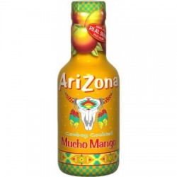 ARIZONA MUNCHO MANGO PET 50 CL X 6